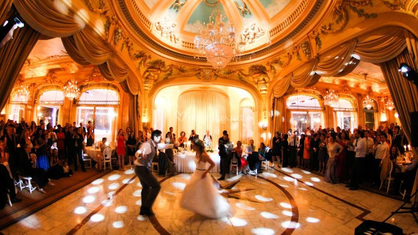 Mariage au Pavillon Dauphine