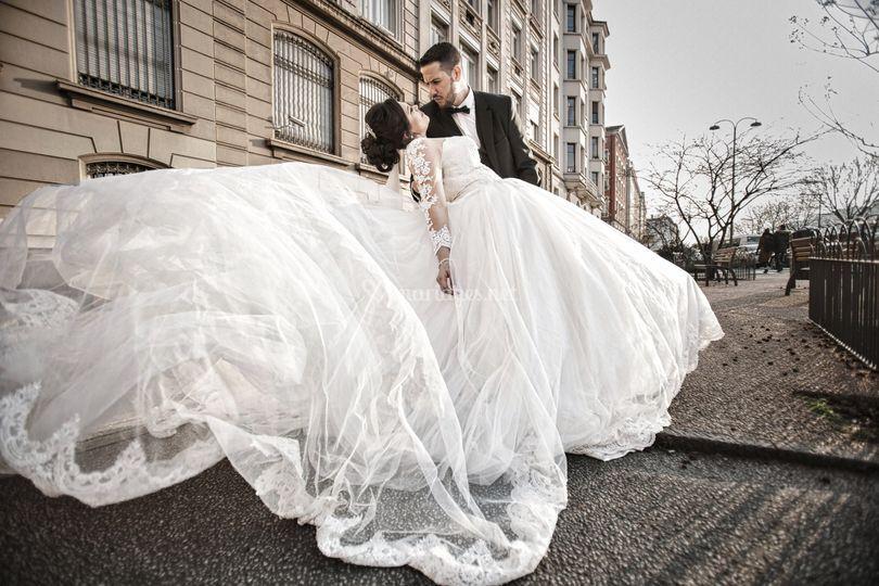 Mariage de Rachel et Lyece