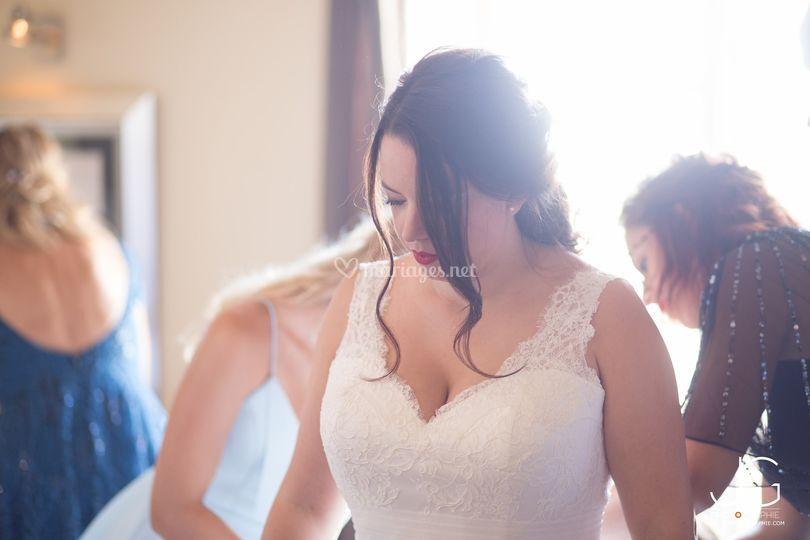 Robes de mariée nantes