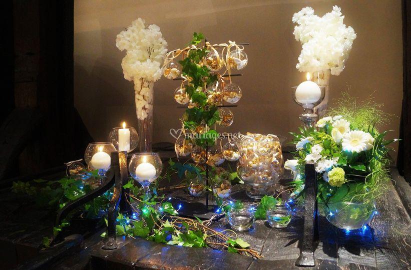 Décoration et fleurs