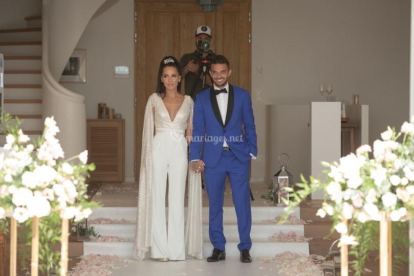 Mariage Manon et Julien Tanti