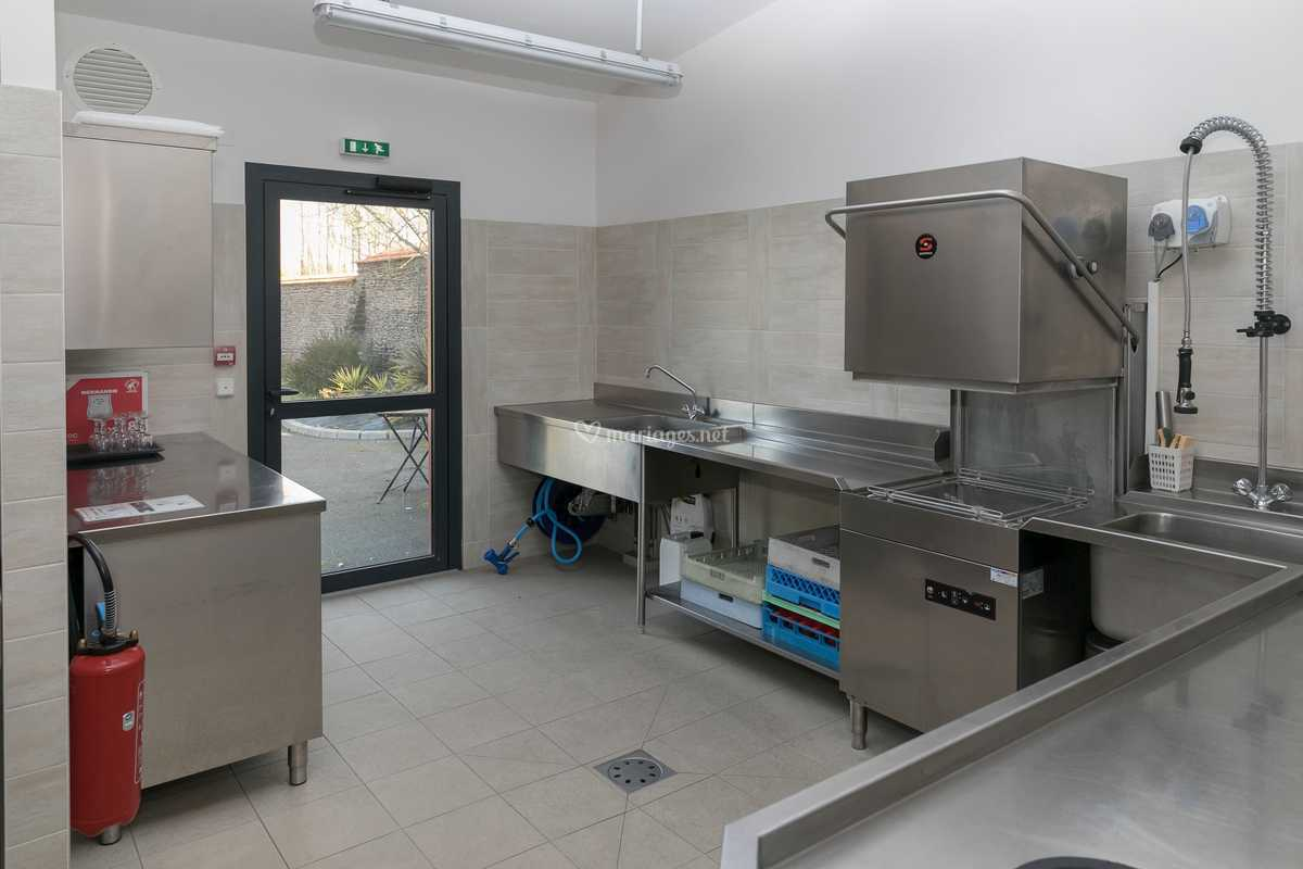 Cuisine Professionnelle Laverie De Fenicat Location Photo 11