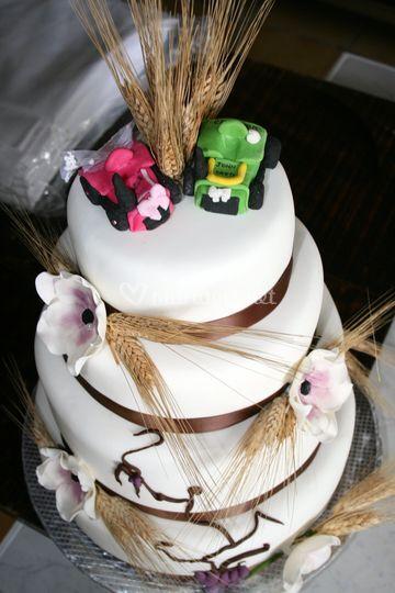 Wedding Cake des Vignes