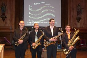 Classical Jazz Sax Quartet