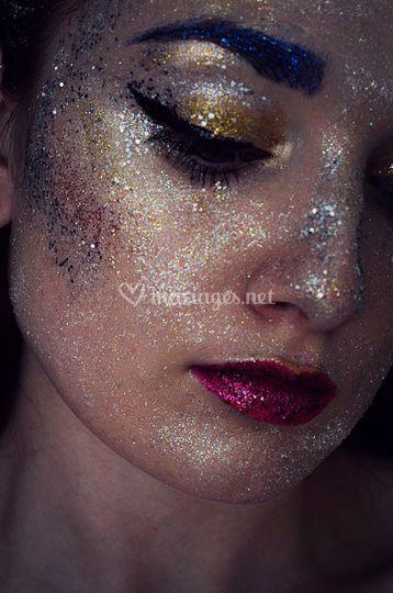 Makeup artistique