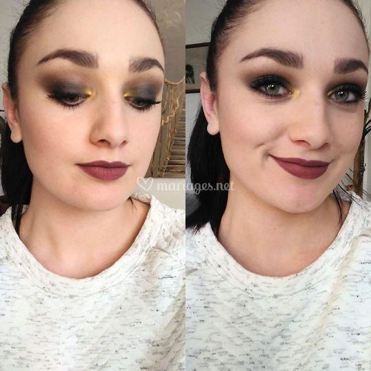 Makeup cocktail