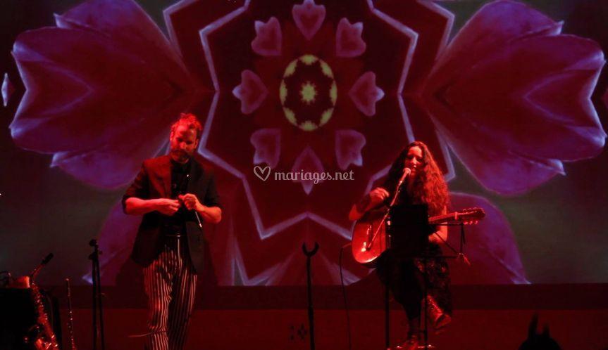 Nadia e Rodolfo + visual show