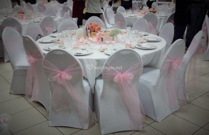 Decoration Table Mariage De Babdor Traiteur Photo 16