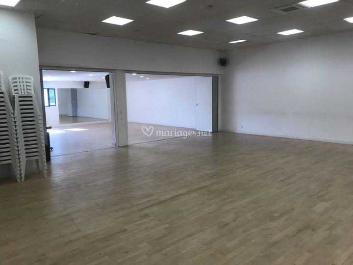 Nouveaux grande salle