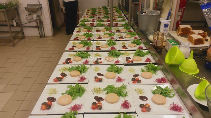 Grande cuisine