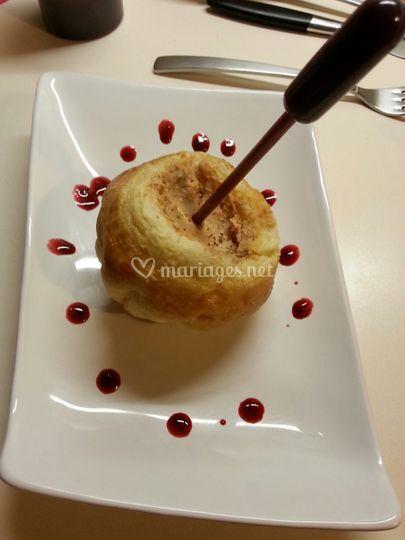 Brioche au foie gras