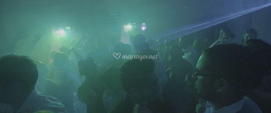 Mariage dj light