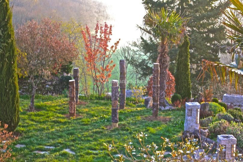 Le Jardin toscan