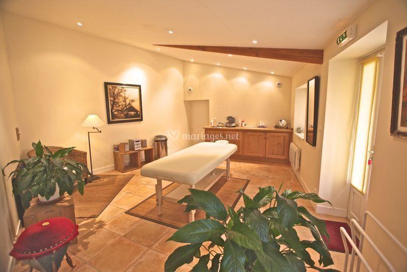 Le Salon de massages
