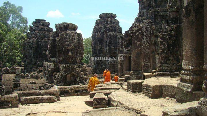 Cambodge terre de charme