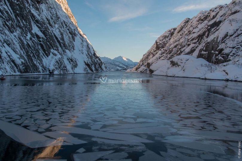 Vers le Pôle Nord