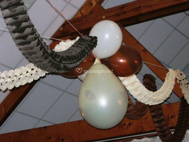 Ballons explosifs (ouverture bal)
