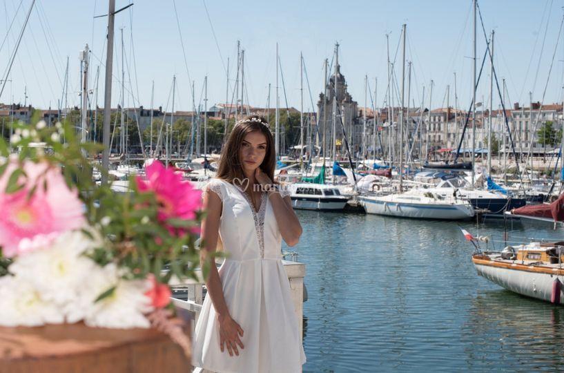 Mariée La Rochelle