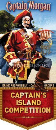 Vente de captain morgan
