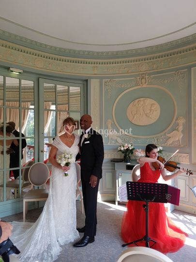 Pré Catelan musique mariage