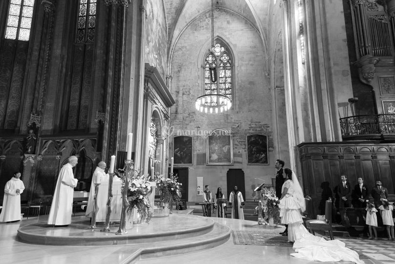 Eglise saint Sauveur Aix