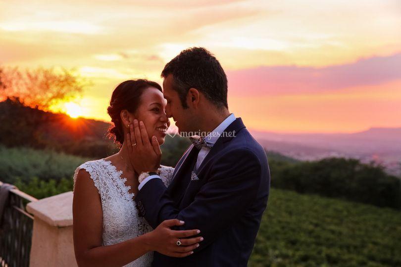 Sunset love session
