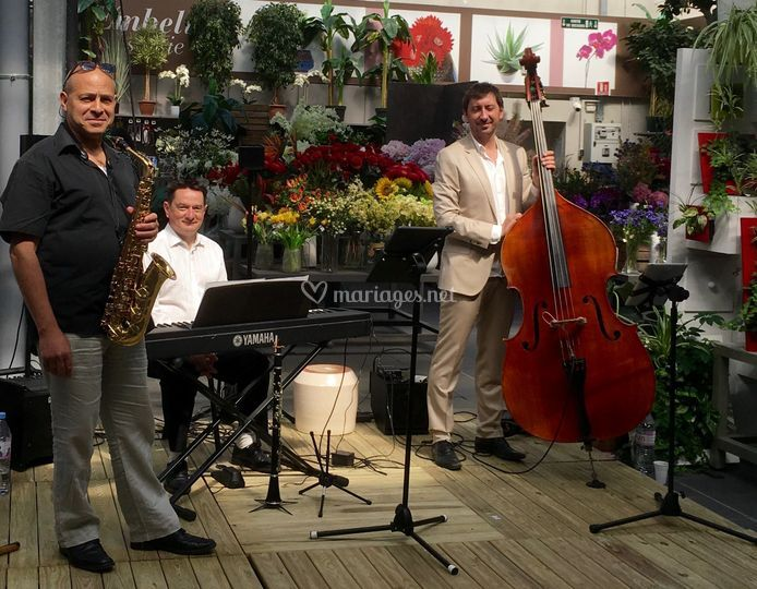 Jazz time en trio