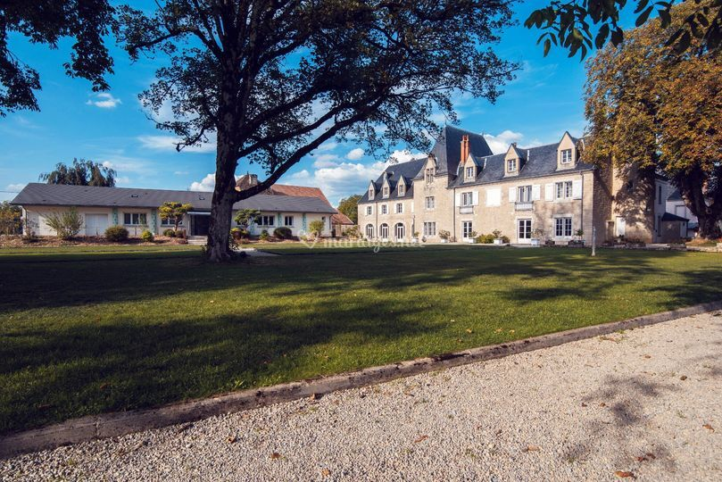 Château et salle Belenos