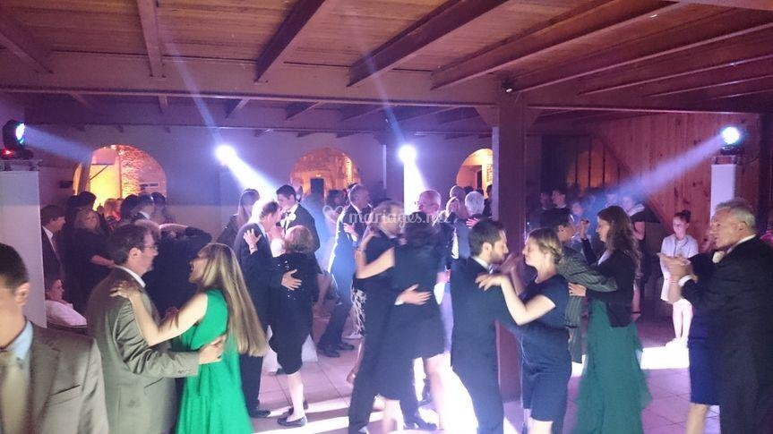 Piste de danse de Divinight Events Agency  Photos
