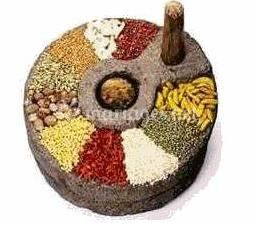 Sélection d'épices indiennes