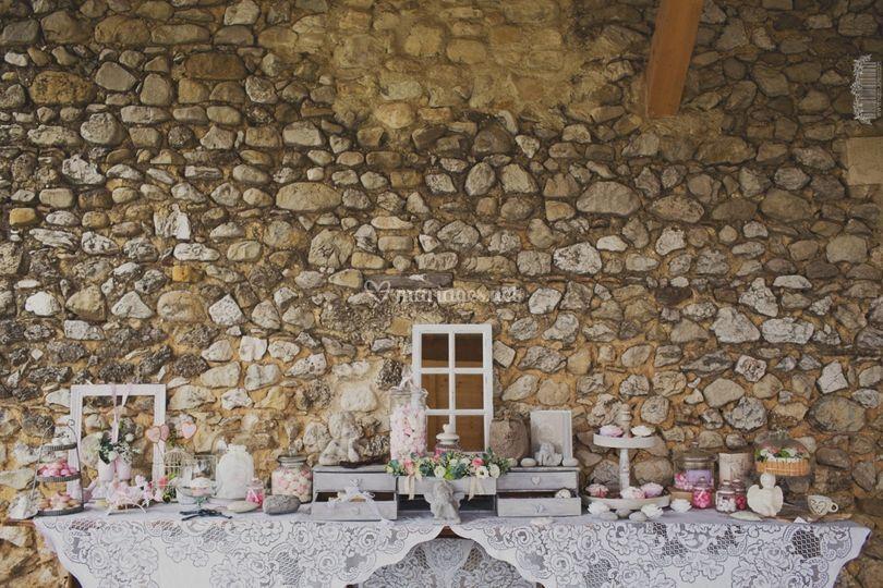 Terrace couverte