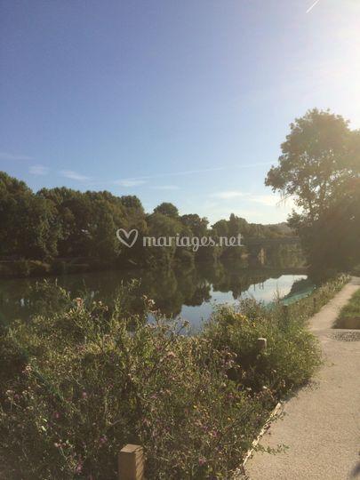 Belle vue sur la Marne