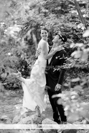 Nos heureux mariés !