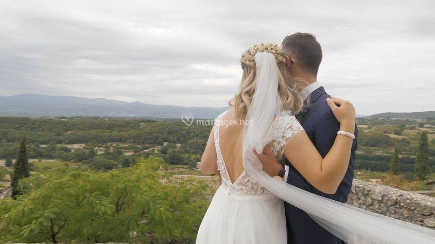 Vidéo mariage du couple V.