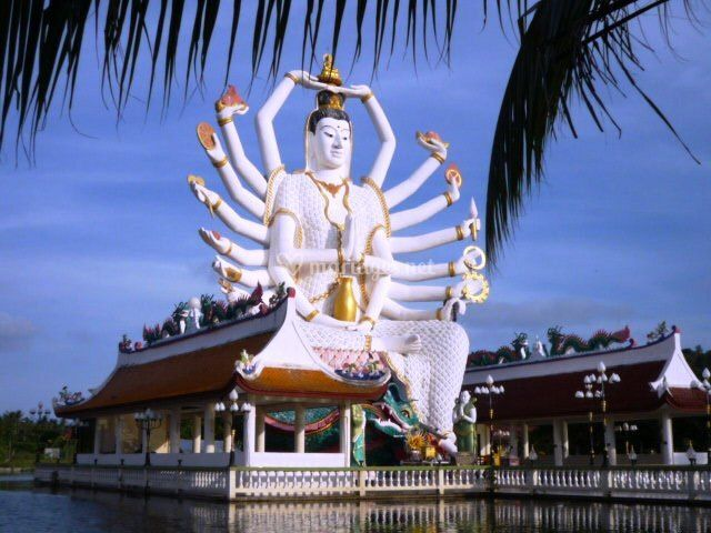 Figure Thailandaise