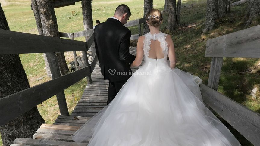 Vidéo mariage de M & D