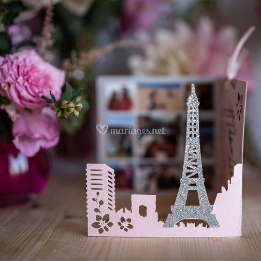 MARIAGE Paris Orchidée