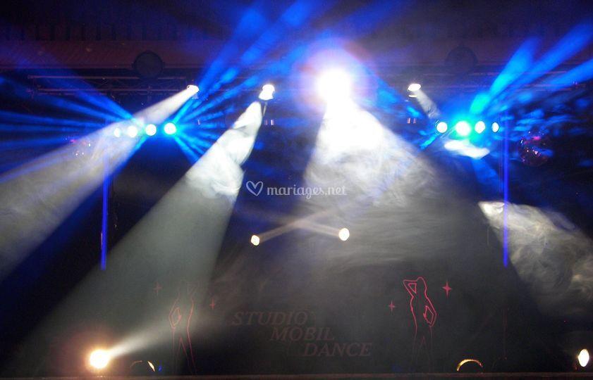 Studio Mobil Dance 2 - show
