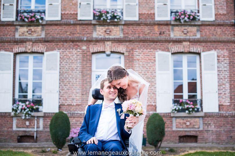 Photographe couple lille