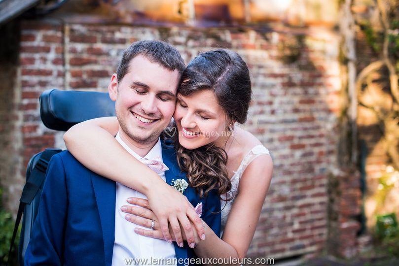 Photographe couple nord