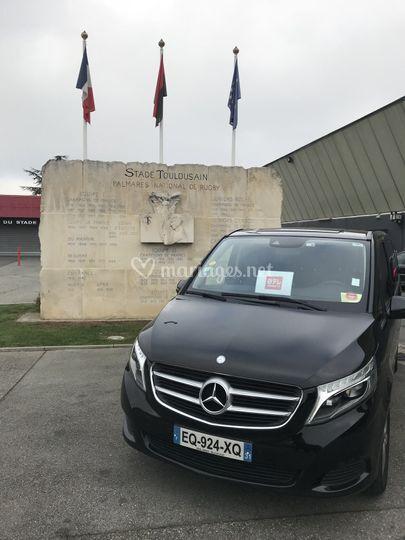 Au Stade Toulousain