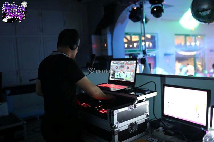 Mickaël le DJ