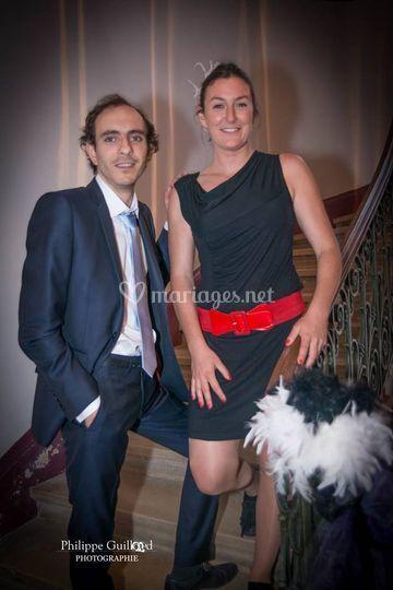 Le tailleur invité au mariage