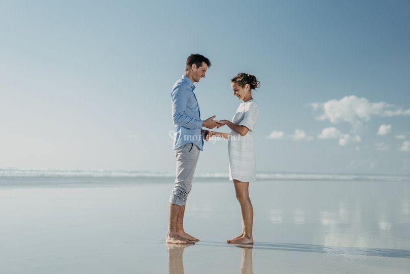 Engagement Pauline et Quentin