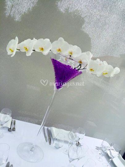 Billes d eau purple