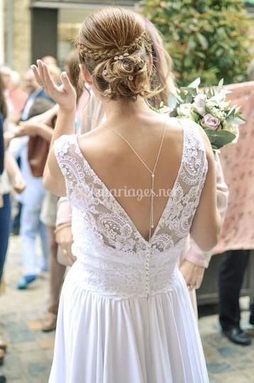 Coiffure mariée - FlorianeCoif