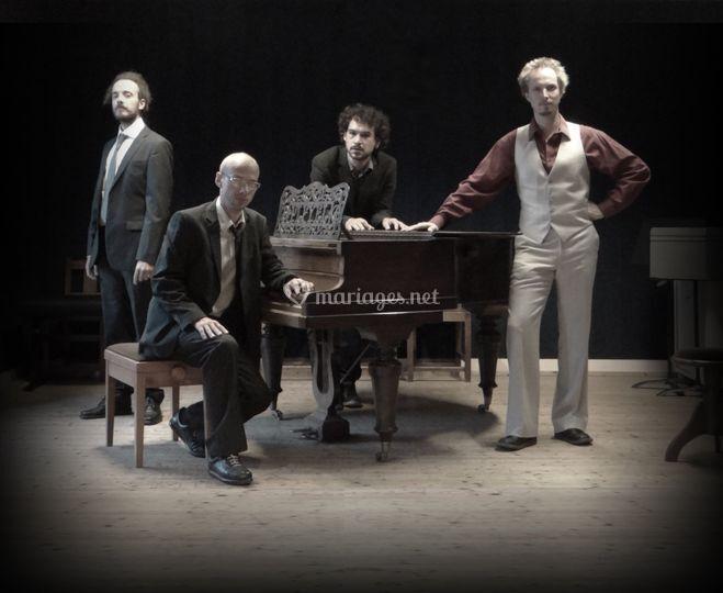 HunVreal quartet