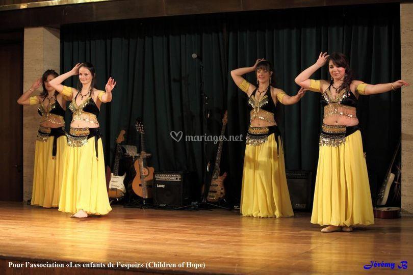 Danse égyptienne