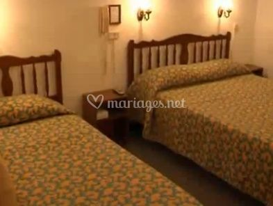 Chambres confortables