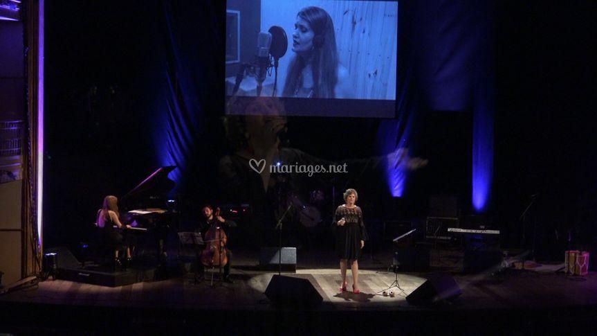 Walmarya - Piano and Voice